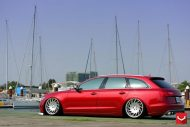 Audi S6 On VLE1 By Vossen Wheels tuning 7 190x127 Audi A6 S6 4G mit Vossen Wheels Alufelgen Typ VLE 1