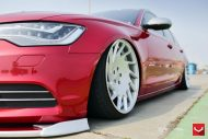 Audi S6 On VLE1 By Vossen Wheels tuning 8 190x127 Audi A6 S6 4G mit Vossen Wheels Alufelgen Typ VLE 1
