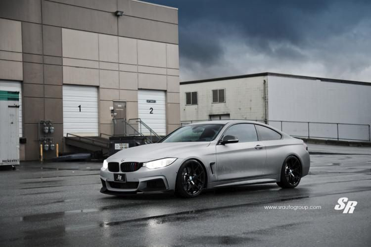 BMW 4 Series Coupe On PUR Wheels 3 1 BMW M4 F82 by SR Auto Group mit PUR Wheels Alufelgen