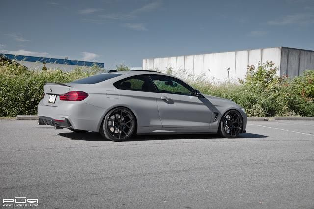 BMW-435I-On-PUR-4OUR.SP-by-PUR-Wheels-1