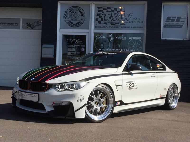 bmw m4 marco wittmann champions edition tuning bbs lm r 1. Black Bedroom Furniture Sets. Home Design Ideas