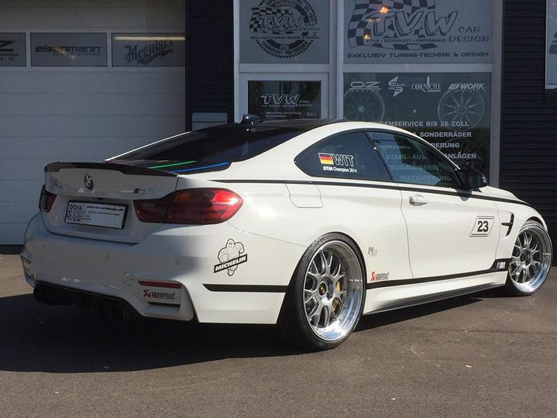 bmw m4 marco wittmann champions edition tuning bbs lm r 3. Black Bedroom Furniture Sets. Home Design Ideas