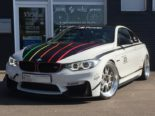 BMW M4 Marco Wittmann Champions Edition Tuning BBS LM R 4 155x116 BMW M4 Marco Wittmann Champions Edition getunt bei TVW