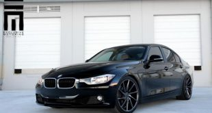 BMW 3 Series CVT 7d7 2 310x165 Vossen Wheels CVT in Dunkelgrau am BMW 3er F30