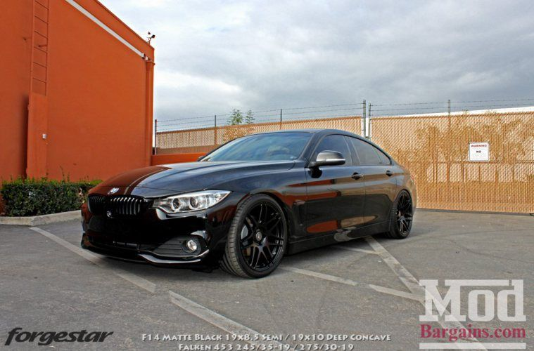 BMW_F36_428i_GranCoupe_BC_Coilovers_Forgestar_F14_1