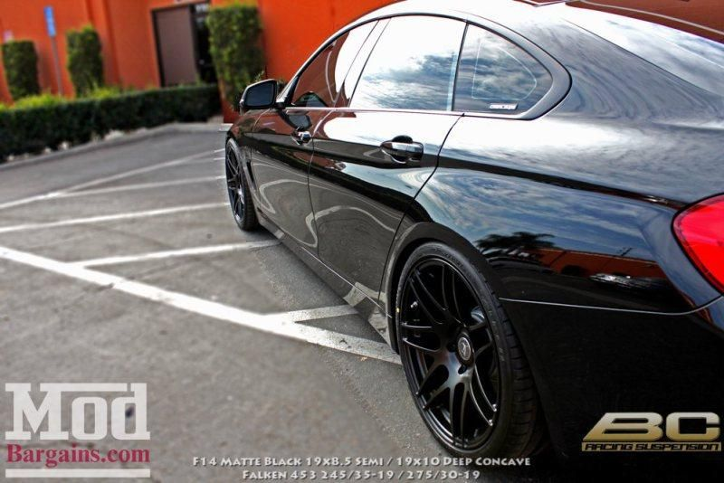 BMW_F36_428i_GranCoupe_BC_Coilovers_Forgestar_F14_5