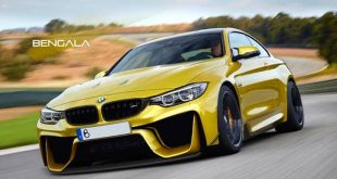 Bengala BMW M4 rendering 1 310x165 Bengala Automotive Design zeigt sein BMW M4 F82 Rendering