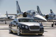 Bentley Continental GT Speed Breitling Jet Team Series 2 190x127 Nur 7 Stück   Bentley Continental GT Speed ​​Breitling Jet Team