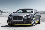 Bentley Continental GT Speed Breitling Jet Team Series 5 190x127 Nur 7 Stück   Bentley Continental GT Speed ​​Breitling Jet Team