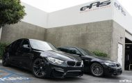 Black Sapphire Couple Of BMW M3 Visit European Auto Source 2 190x119 BMW E92 M3 & F80 M3   tiefergelegt beim Tuner EAS