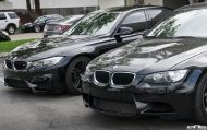 Black Sapphire Couple Of BMW M3 Visit European Auto Source 5 190x119 BMW E92 M3 & F80 M3   tiefergelegt beim Tuner EAS