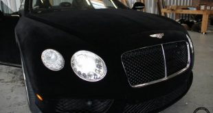 Black Velvet Bentley GTC tuning 1 310x165 Video: Audi RS5 & Mercedes C63 AMG im Samtkleid