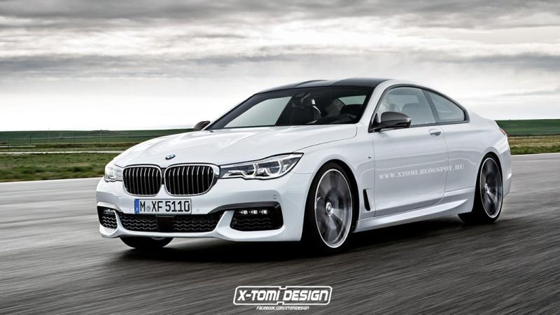Bmw 8 SeriesCoupe2 1 BMW 8 Series Coupe von X Tomi Design (Rendering)