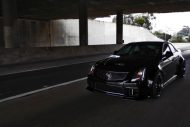 Converted d3 cadillac 1 190x127 Cadillac CTS V mit Widebodykit vom Tuner D3 Cadillac
