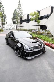 Converted d3 cadillac 5 190x285 Cadillac CTS V mit Widebodykit vom Tuner D3 Cadillac