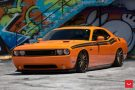Dodge Challenger On Vossen VFS2 By Vossen Wheels 3 135x90 Vossen Wheels VFS2 Alu´s auf dem Dodge Challenger