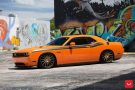 Dodge Challenger On Vossen VFS2 By Vossen Wheels 5 135x90 Vossen Wheels VFS2 Alu´s auf dem Dodge Challenger
