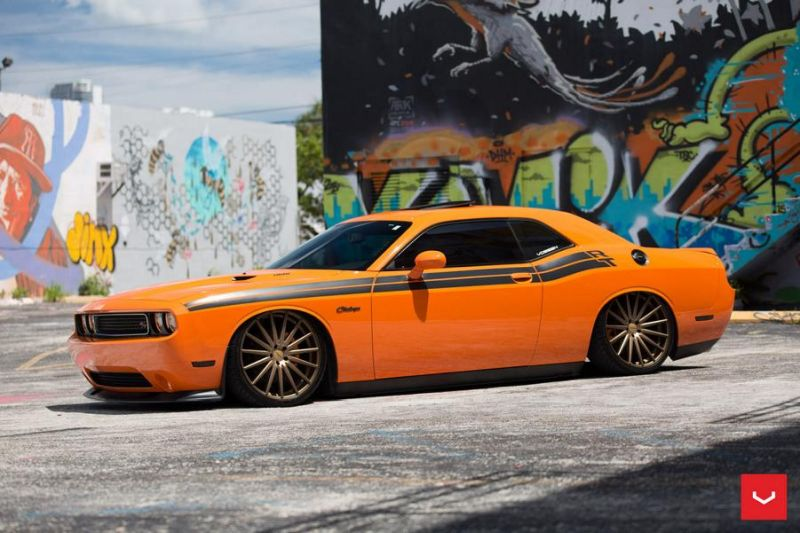 Dodge-Challenger-On-Vossen-VFS2-By-Vossen-Wheels-5