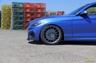 EstorilBMW 228i F22 Turner Motorsport HRE FF15 Tuning 3 190x125 Estoril Blauer BMW 228i F22 von Turner Motorsport