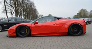 Ferrari 458 Liberty Walk for sale 5 310x165 zu verkaufen: Ferrari 458 Italia mit Liberty Walk Bodykit