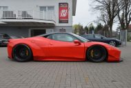 Ferrari 458 Liberty Walk for sale 6 190x127 zu verkaufen: Ferrari 458 Italia mit Liberty Walk Bodykit