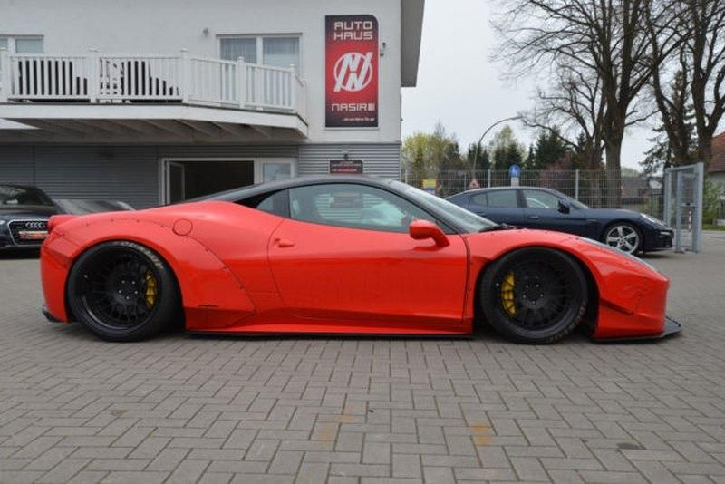Ferrari-458-Liberty-Walk-for-sale-6