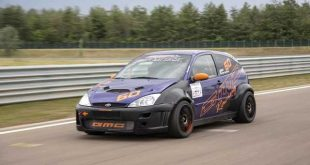 Ford Focus RS GMC Racing 1 310x165 tuning Ford Focus RS with powerful steam from GMC Racing 420 PS