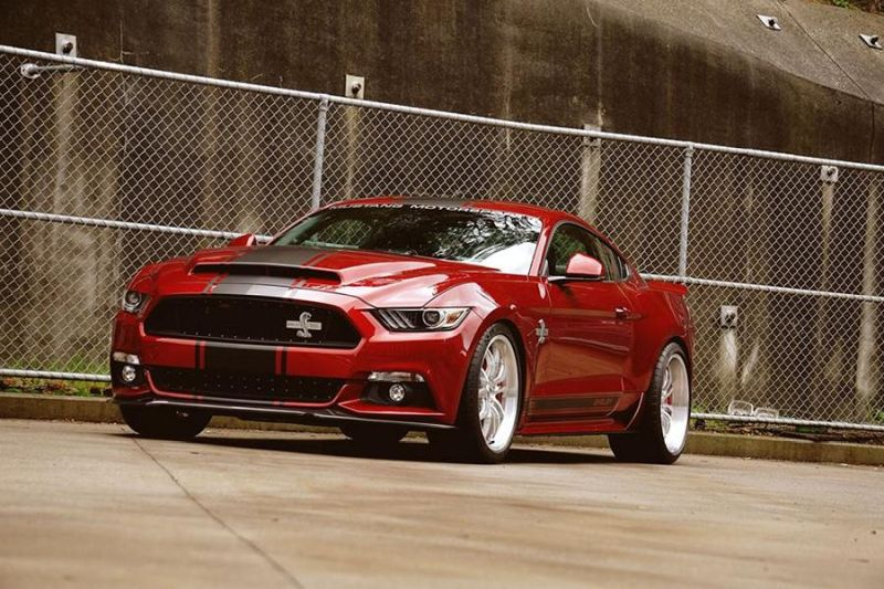 Ford Shelby Super Snake 750 PS Tuning 5