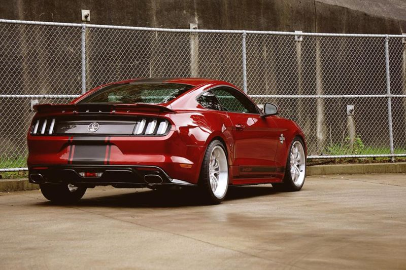 Ford Shelby Super Snake 750 PS Tuning 9
