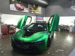 Green Chrome BMW i8 tuning 1 155x116 Green Chrome BMW i8 tuning 1