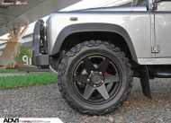 Land Rover Defender On ADV6 Truck Spec By ADV.1 Wheels 5 190x137 Radikaler Land Rover Defender auf 20 Zoll ADV6 Truck Spec Felgen