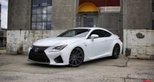 Lexus RC F On CV4 by Vossen Wheels 1 310x165 Vossen Wheels CV4 Alloy Wheels on the Lexus RC F (RCF)