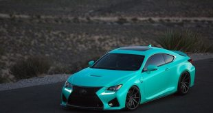 Lexus RCF On VPS 311 By Vossen Wheels 3 310x165 Great color on the Lexus RC F with VPS 311 rims