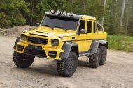 Mansory Mercedes G63 6x6 Gronos tuning 1 190x127 Mercedes G63 AMG 6×6 Gronos vom Tuner Mansory