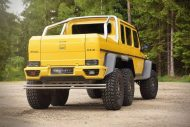Mansory Mercedes G63 6x6 Gronos tuning 2 190x127 Mercedes G63 AMG 6×6 Gronos vom Tuner Mansory