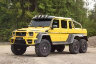 Mansory Mercedes G63 6x6 Gronos tuning 4 190x127 Mercedes G63 AMG 6×6 Gronos vom Tuner Mansory