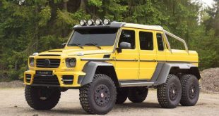 Mansory Mercedes G63 6x6 Gronos tuning 4 310x165 emergency vehicle and ambulance so they arise!