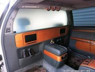 Maybach 62 S Office K tuning 10 190x143 Tuner Office K zeigt seinen getunten Maybach 62 S