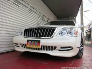 Maybach 62 S Office K tuning 2 190x143 Tuner Office K zeigt seinen getunten Maybach 62 S