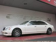 Maybach 62 S Office K tuning 3 190x143 Tuner Office K zeigt seinen getunten Maybach 62 S