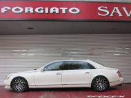 Maybach 62 S Office K tuning 4 190x143 Tuner Office K zeigt seinen getunten Maybach 62 S
