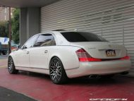 Maybach 62 S Office K tuning 5 190x143 Tuner Office K zeigt seinen getunten Maybach 62 S