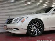 Maybach 62 S Office K tuning 7 190x143 Tuner Office K zeigt seinen getunten Maybach 62 S