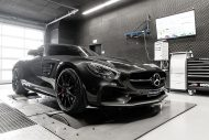 Mcchip DKR Chiptuning Mercedes AMG GTs 2017 2 190x127 Mcchip DKR zaubert 590 PS / 750 NM in den Mercedes AMG GT