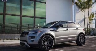 Range Rover Evoque on HRE RS103 By HRE Wheels 1 310x165 HRE Performance Wheels am Range Rover Evoque