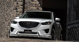 Rowen Mazda CX 5 1 310x165 Faileift ROWEN International Toyota Harrier with Bodykit
