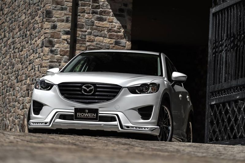 Mazda Cx 3 >> Rowen International zeigt seinen spacigen Mazda CX-5 ...