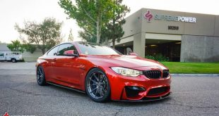 Sakhir Orange BMW M4 SP tuning 6 310x165 BMW M4 F82 in Sakhir Orange vom Tuner Supreme Power