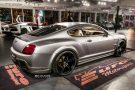 Strasse Wheels Bentley Continental GT 22  SP5R Deep Concave Monoblock 11 135x90 Amazing Autoworks tunt den Bentley Continental GT
