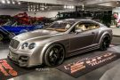 Strasse Wheels Bentley Continental GT 22  SP5R Deep Concave Monoblock 8 135x90 Amazing Autoworks tunt den Bentley Continental GT